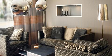 Design Trend Alert: Metallic Home Decor Is Now at Your Local Crate & Barrel, Cranbury, New Jersey