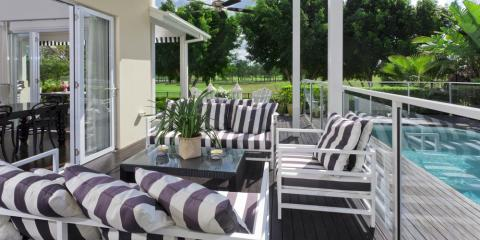 Up to 20% Off Crate & Barrel's Outdoor Furniture Collection, Providence, Rhode Island