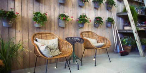 Bring Your Backyard to Life With Crate & Barrel's Outdoor Furniture Collection, Manhattan, New York