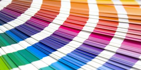 How to Pick the Perfect Color Palette for your Home, Roseville, California