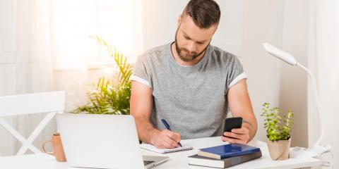 How to Create the Ultimate Home Office, Atlanta, Georgia