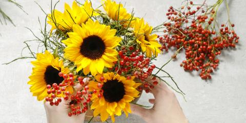 Why You Should Decorate Your Home With Fresh, Summer Flowers, Tysons Corner, Virginia