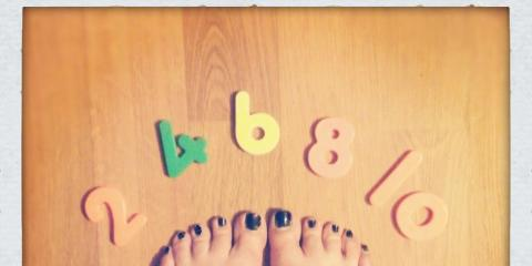 Numbers Are Always Fun at Crayon Box Preschool's Day Care Centers , Queens, New York