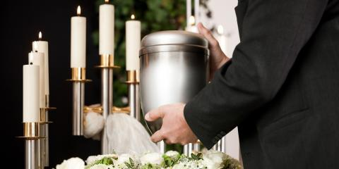 4 Types of Cremation Urns, Stratford, Connecticut
