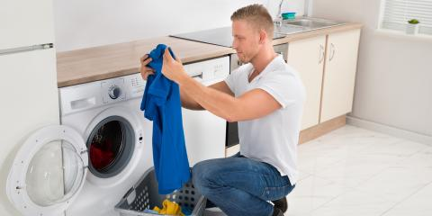 5 Tips for Getting the Most Out of Your Washer & Dryer, Creston, Iowa