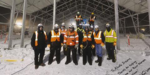 What Safety Training Do Construction Services Offer?, Fairbanks, Alaska