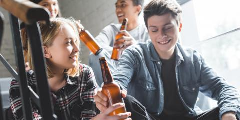 What Are New York's Laws Regarding Underage Drinking?, Brockport, New York