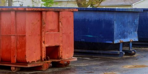 5 Qualities of a Reliable Dumpster Service, Crimora, Virginia