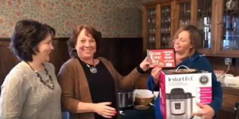 Congratulations to the Winner of Crock Pot Wars! Click here to read more about the winning recipe., Red Wing, Minnesota