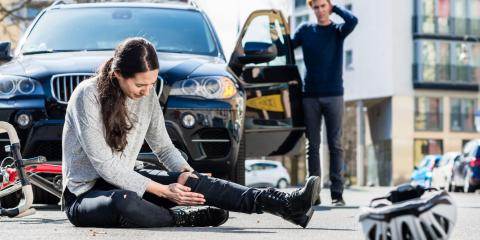 What Are the Steps to Take After a Bicycle Accident?, Charles City, Iowa