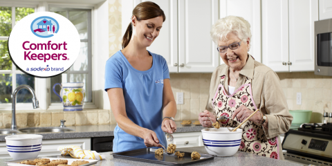 10 Home Fitness Activities For Seniors, From The Friendly Home Nurses at Comfort Keepers, Cold Spring, Kentucky