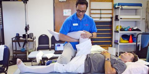 Here's How Physical Therapy Can Help Your Knee Replacement, Ewa, Hawaii