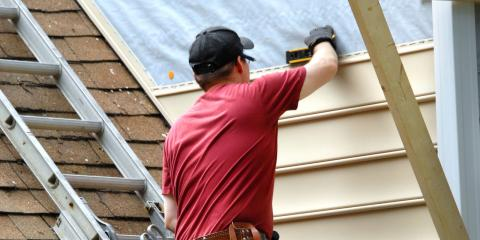 Fix Winter Roof Damage With Omaha's Emerald Roofing, Omaha, Nebraska