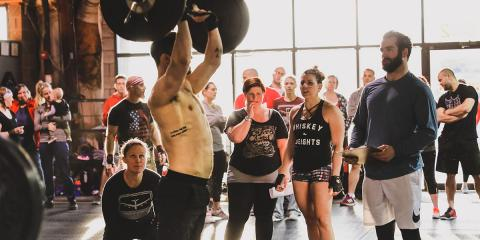 What to Know About Sleep & CrossFit® Success, Beavercreek, Ohio