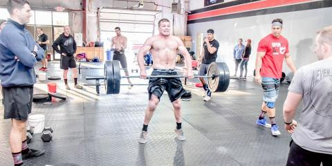 When to Enter Your First CrossFit® Competition, Beavercreek, Ohio