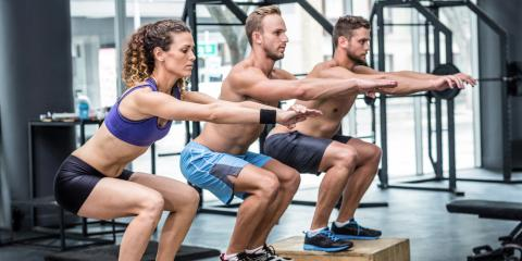 CrossFit: Importance of Setting Health & Workout Goals for 2017, Beavercreek, Ohio