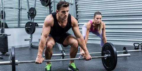 5 Benefits of a Full-Body Workout for Strength Training, Bethany, Connecticut