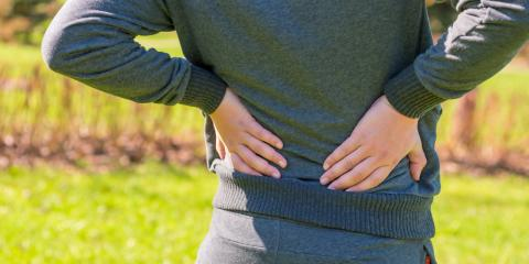Chiropractic Care for Sciatic Pain, Crossville, Tennessee