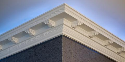 Why Crown Molding Should Be Your Next Home Improvement Project, Northeast Dallas, Texas