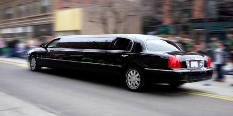 A Crystal Coach Limousines, Limousines, Services, Issaquah, Washington