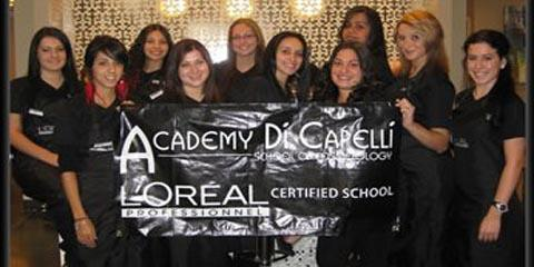 Find Your Career in Beauty at CT's Academy Di Capelli Beauty School, Wallingford Center, Connecticut
