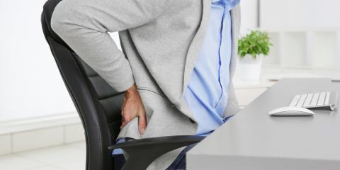 Groton Chiropractor Explains the Negative Effects of Slouching, Groton, Connecticut
