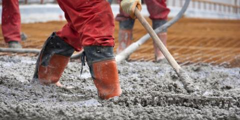 How to Work Safely With Concrete, Wallingford Center, Connecticut