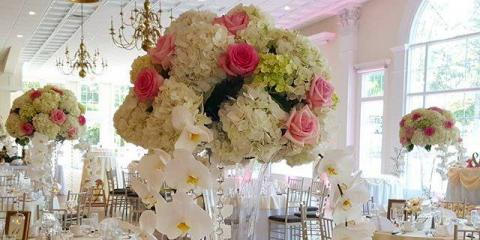3 Floral Arrangements for the Perfect Wedding Centerpieces, North Haven, Connecticut