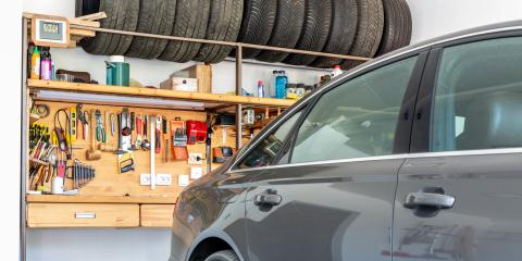 4 Steps to Turn Your Garage Into a Workshop, ,