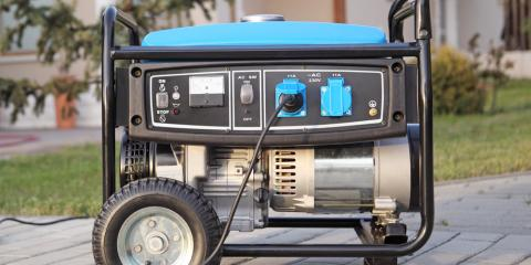 Top 3 Tips for Storing Your Generator, Old Lyme, Connecticut