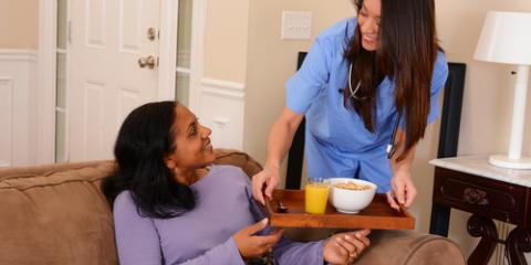 The Difference Between Home Health Care & a Nursing Home, Hebron, Connecticut