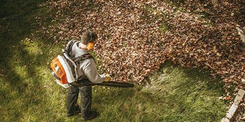 Electric or Gas Leaf Blower: Which Is Best for You?, Monroe, Connecticut