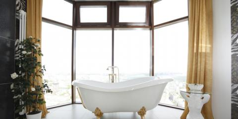 Top 3 Reasons You Can't Beat the Elegance of a Porcelain Tub, Clinton, Connecticut