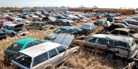 4 Smart Things to Do When You Take Your Car to a Salvage Yard, Waterford, Connecticut
