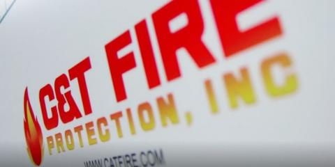 C&T Fire Protection, Inc., Fire Protection Systems, Family and Kids, Anchorage, Alaska