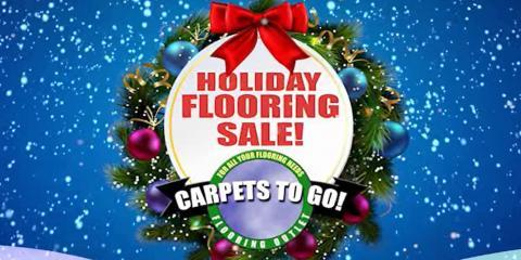 Carpets to Go - Christmas Flooring Specials, Onalaska, Wisconsin