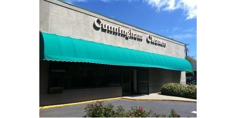 Cunningham Cleaners' Drive-Through Window Makes Dry Cleaning Drop-Off Easier, Charlotte, North Carolina
