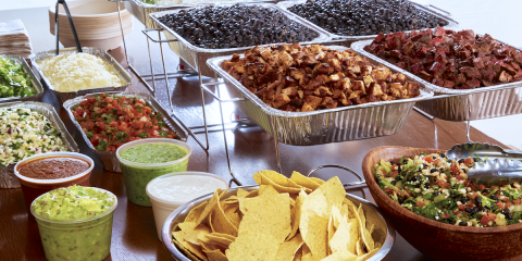 3 Benefits of Catering Your Office's Lunch, Cincinnati, Ohio