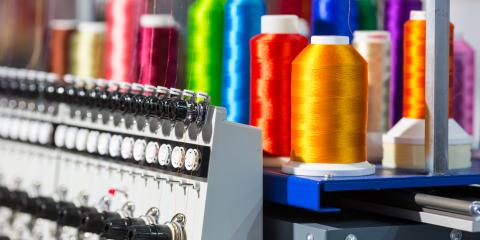 Embroidery vs. Vinyl: Which Is Better for Your Custom Apparel?, North Albemarle, North Carolina