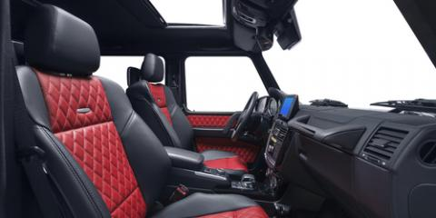6 Insert Options for Custom Auto Leather Seats, Dothan, Alabama