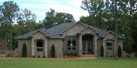 Bryan bell construction custom builders with customer Custom home builders arkansas