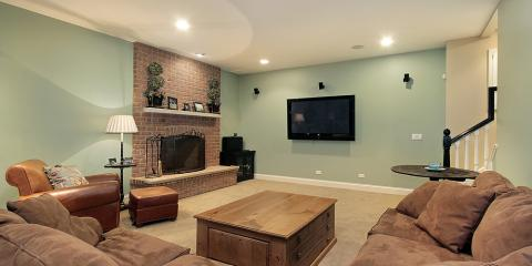 3 Awesome Finishing Touches After Basement Remodeling, Lincoln, Nebraska