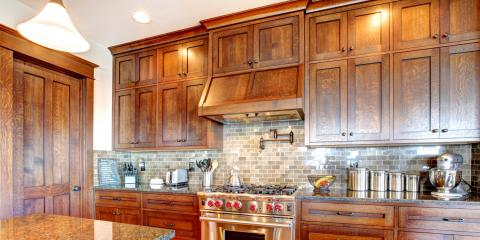 Trending Kitchen Design Options from Barnesville's Experts in Custom Cabinets , Barnesville, Ohio