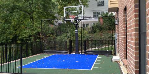 3 Factors to Consider When Building a Custom Court, ,