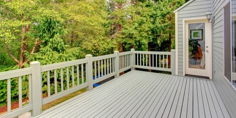 What Are the Differences Between Patios & Decks?, Denver, Colorado