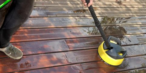 4 Custom Deck Cleaning Tips From Ozark's Experts, Ozark, Alabama