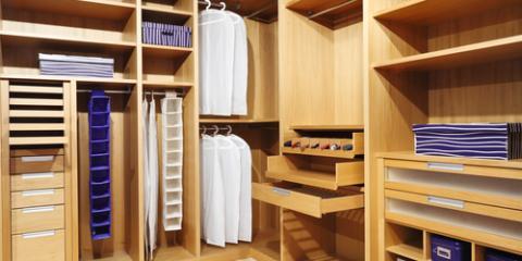 4 Tips for Developing a Custom Design Closet, Rochester, New York