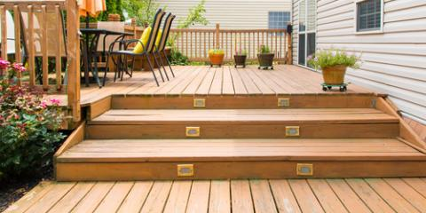 Frequently Asked Questions About Custom Designed Decks, Rochester, New York