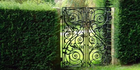 A Brief Guide to Wrought Iron Gates & Railings, Archdale, North Carolina