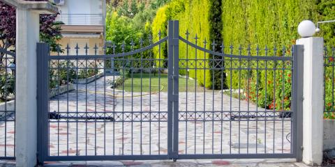 3 Factors to Consider for a Custom Gate Design, Archdale, North Carolina